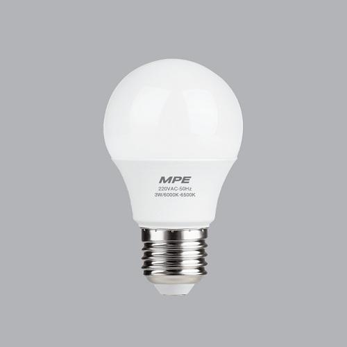 Đèn LED Bulb MPE 3W LBD-3T-V
