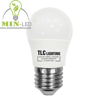 Đèn led Bulb Bos TLC 3W