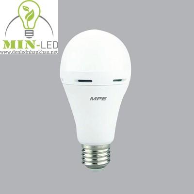 Đèn led Bulb MPE 10W Emergency LB-12T/E trắng