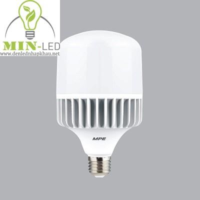 Đèn led Bulb MPE 12W LBA-12 trắng, vàng
