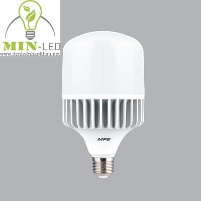 Đèn led Bulb MPE 30W LB-30 trắng, vàng, trung tính