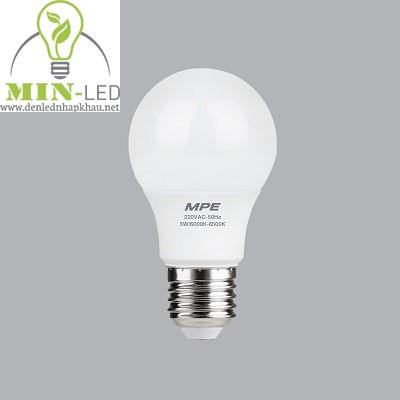 Đèn led Bulb MPE 5W LBD-5