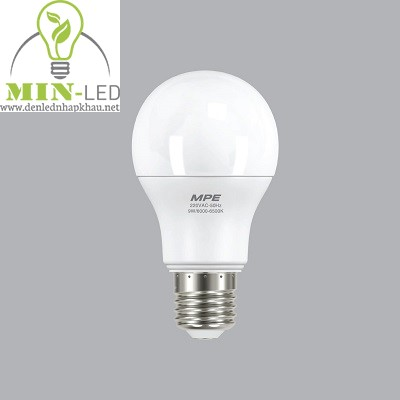 Đèn led Bulb MPE 9W 3 Step Dimmable LB-9T/DIM