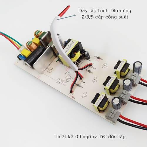 Bộ nguồn đèn LED Dimmable