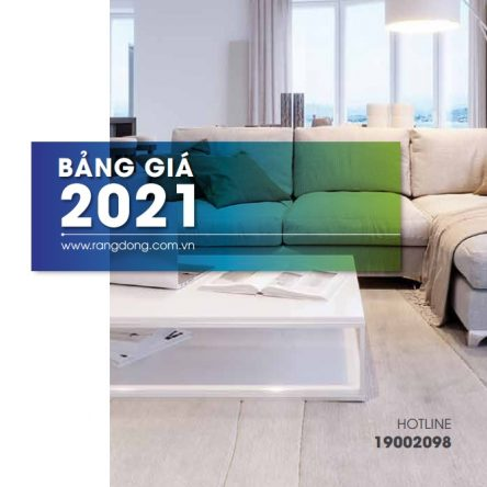 Catalogue Rạng Đông 2021: Đèn LED, phích nước đầy đủ – chính xác