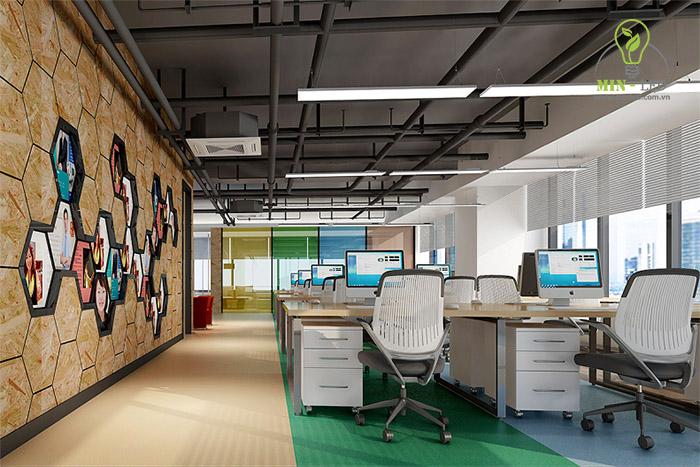 Đèn Tuýp LED của Kingled thích hợp với các không gian rộng rãi1