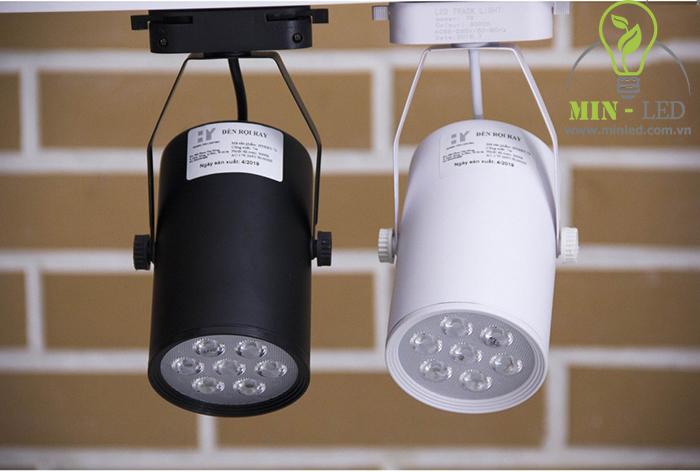 Bạn có thể tùy chọn màu sắc đèn rọi ray theo nhu cầu sử dụng1