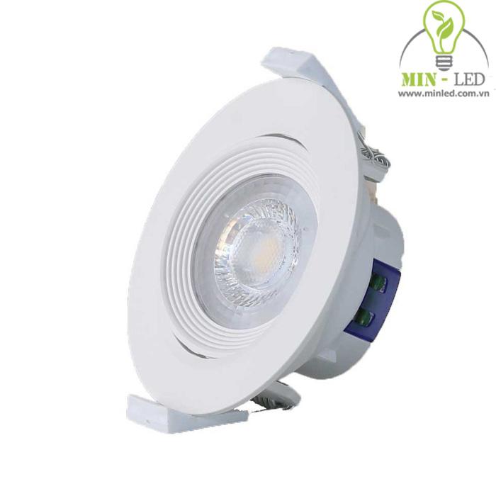 Đèn LED âm trần chiếu rọi