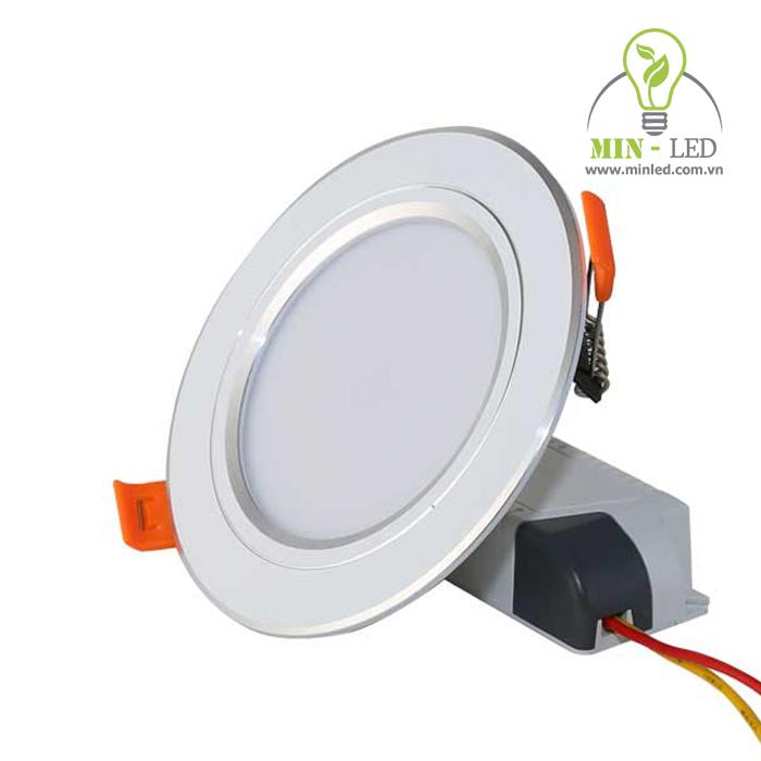 Đèn LED âm trần phi đế mỏng - tiện dụng - dễ lắp đặt1