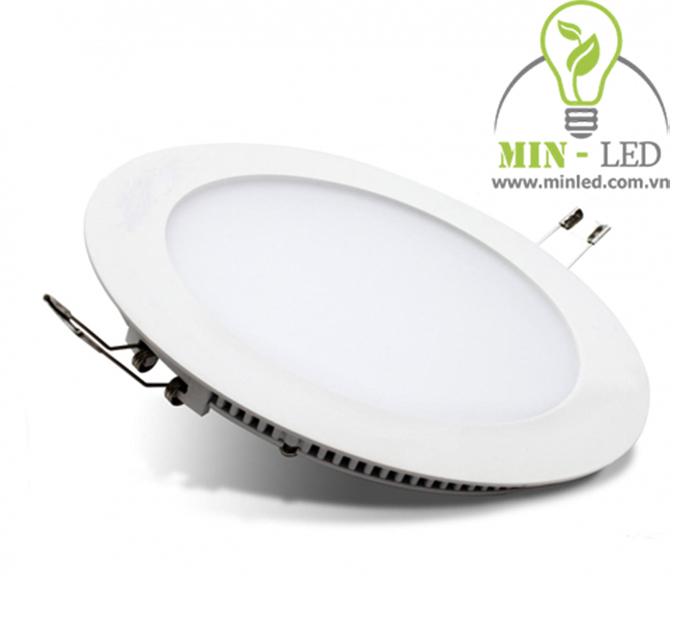 Đèn LED âm trần lỗ 90mm đế mỏng đạt độ thẩm mỹ cao1