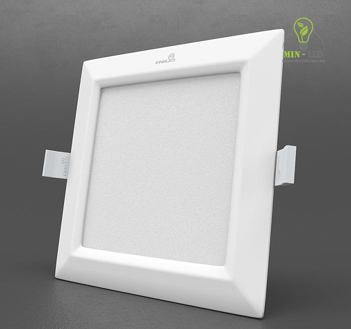 Với đèn LED âm trần vuông của Kingled có tuổi thọ tốt1