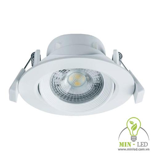 Đèn LED âm trần chỉnh góc Panasonin bền đẹp - đơn giản