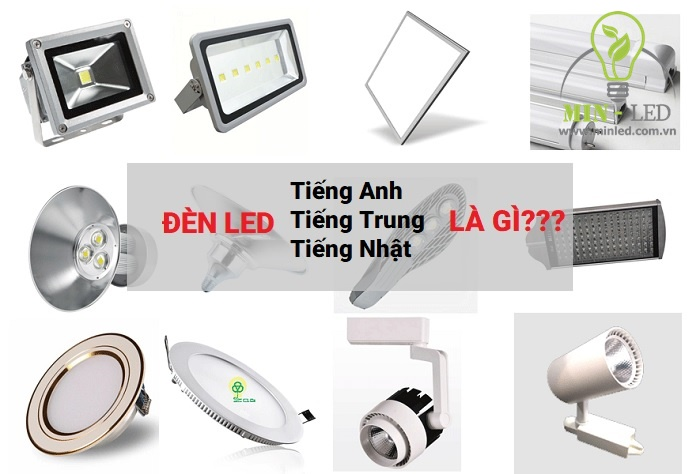 đèn led tiếng anh là gì
