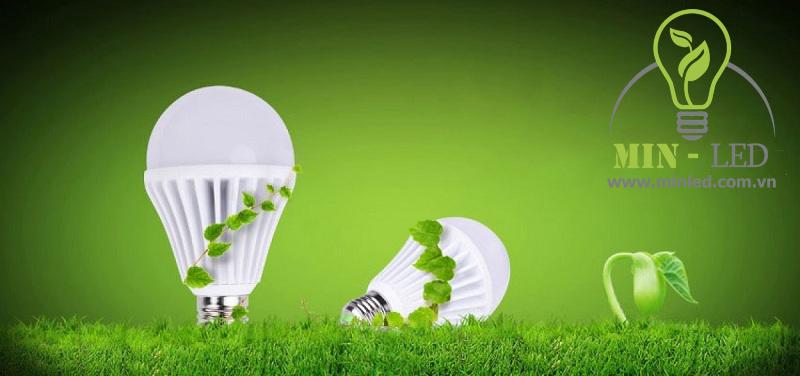 MinLed Cung cấp dòng sản phẩm đèn Led tiết kiệm năng lượng và bảo vệ môi trường