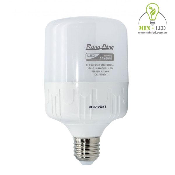 Thương hiệu đèn LED Rạng Đông