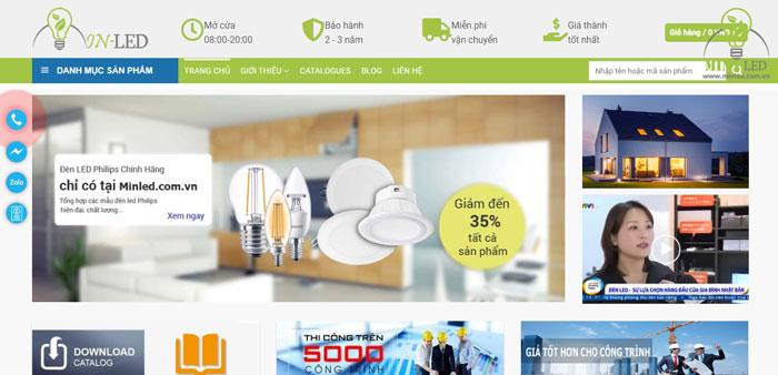 Công ty TNHH giải pháp tiết kiệm năng lượng MinLed