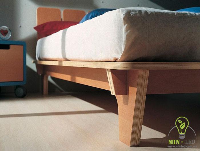 Chọn chất liệu làm đồ nội thất là gỗ sẽ hợp phong thủy nhất