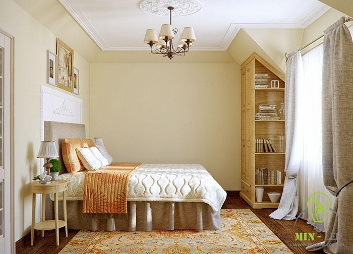 Mẹo chọn kiểu dáng đồ vật trang trí phòng ngủ cho người mệnh Thổ