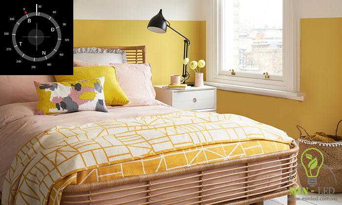 cách kê giường ngủ cho người mệnh thổ