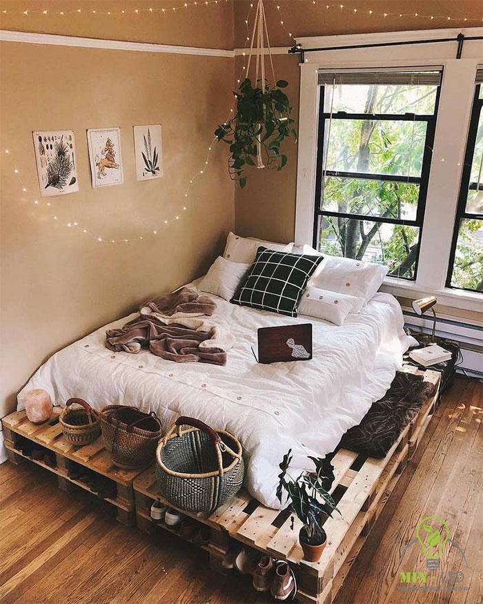 cách trang trí phòng ngủ đẹp rẻ 9