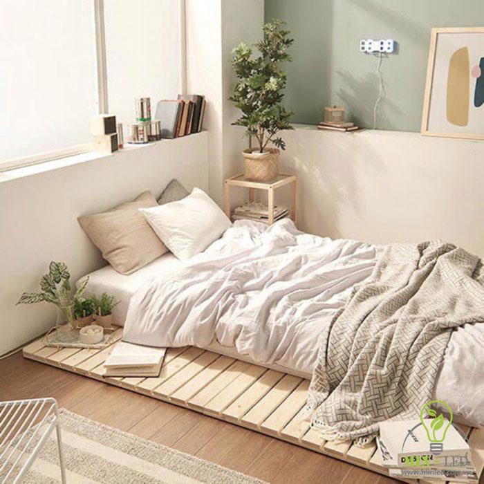 cách trang trí phòng ngủ không có giường 5