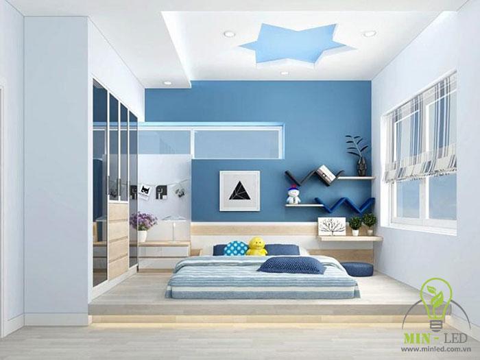cách trang trí phòng ngủ không có giường 7