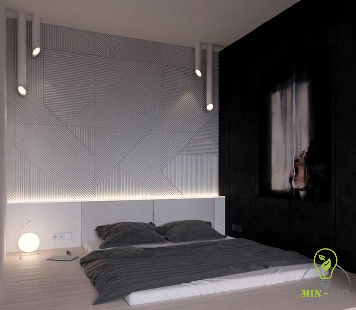 cách trang trí phòng ngủ không có giường 11