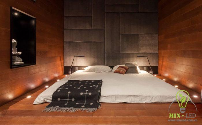 cách trang trí phòng ngủ không có giường 9