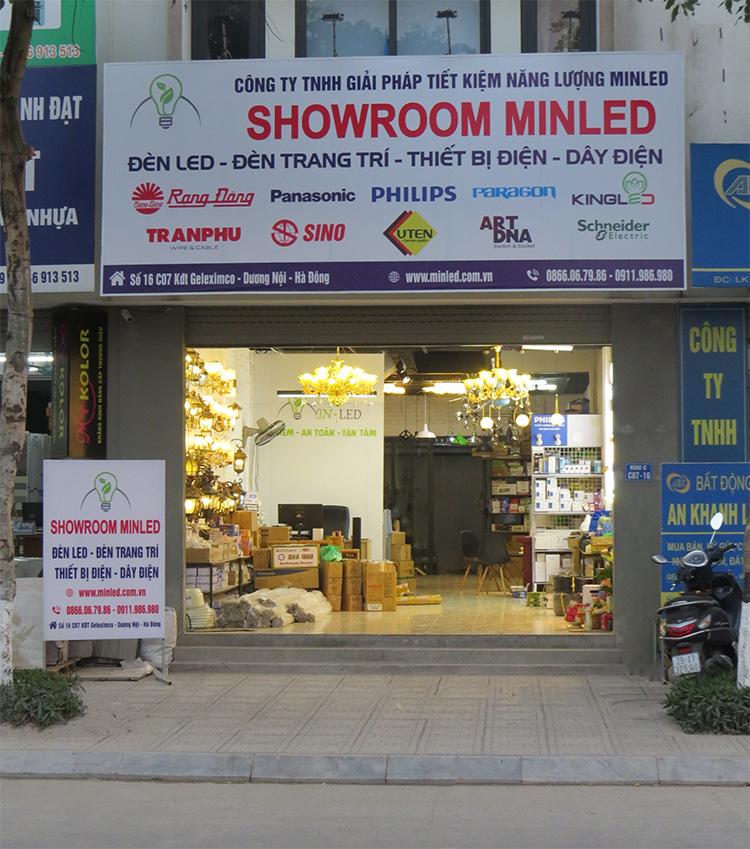 Showroom MinLED luôn phục vụ quý khách hàng trên toàn quốc với dịch vụ tốt nhất