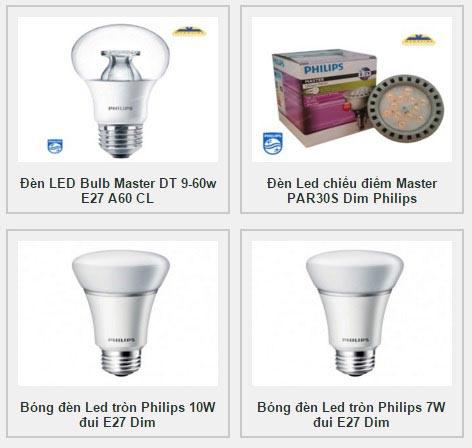 Đèn LED Dimmable là gì?