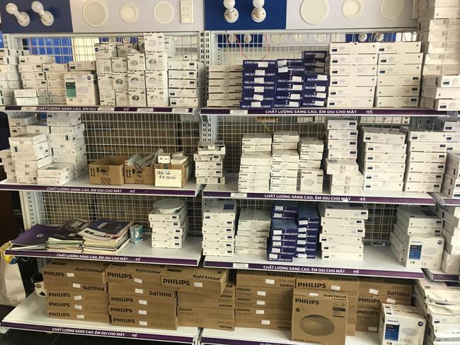 Đèn LED Philips có hầu hết tất cả các sản phẩm chiếu sáng dân dụng