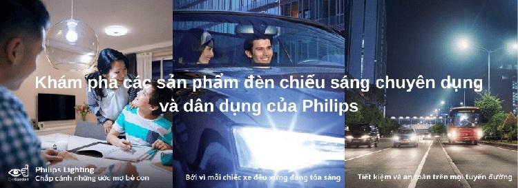 Thương hiệu Philips đã quá quen thuộc với người dân Việt Nam