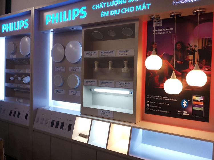 Đại lý phân phối đèn LED Philips chính thức tại Hà Nội