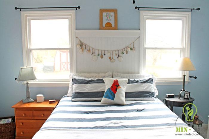 hướng giường ngủ theo tuổi vợ hay chồng