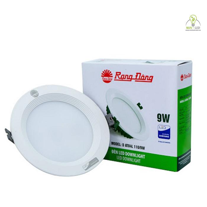 Đèn LED âm trần Rạng Đông - thương hiệu Việt uy tín chất lượng
