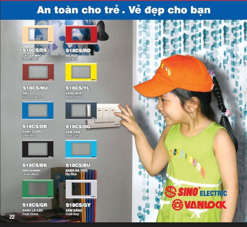 Catalogues thiết bị điện Sino