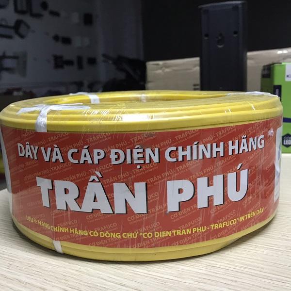 Dây điện đôi Trần Phú 2x2.5-600x600