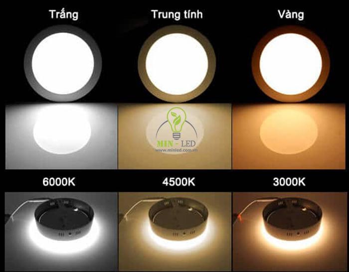 Tùy ý điều chỉnh chế độ chiếu sáng với đèn ốp trần paragon có dimmer - 1