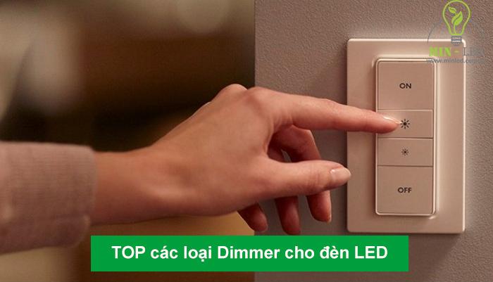 Top các loại Dimmer cho đèn LED tốt nhất hiện nay - 1