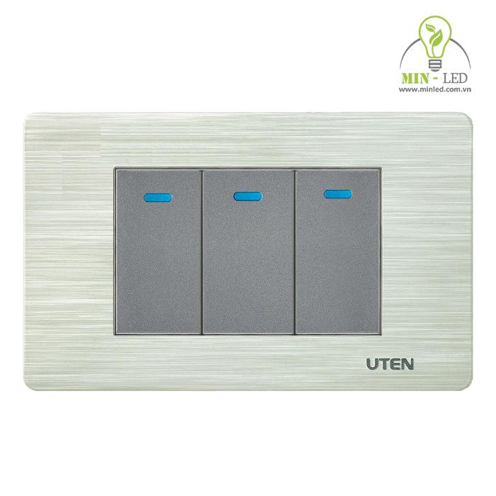 Ổ cắm công tắc của Uten cũng rất dễ sử dụng - 1
