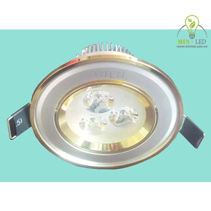 Đèn LED Downlight Uten điều chỉnh góc chiếu Uten