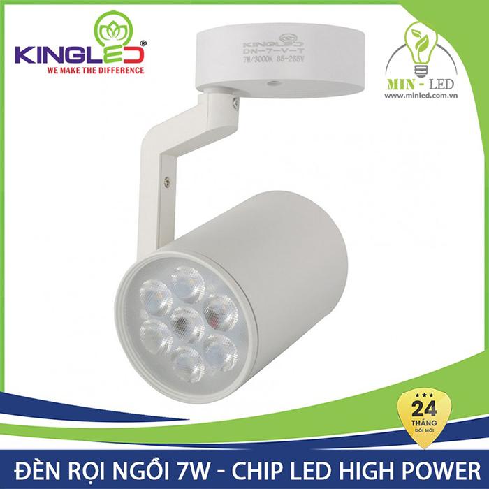 Đèn Kingled chiếu sáng đảm bảo an toàn và thân thiện với môi trường - 1