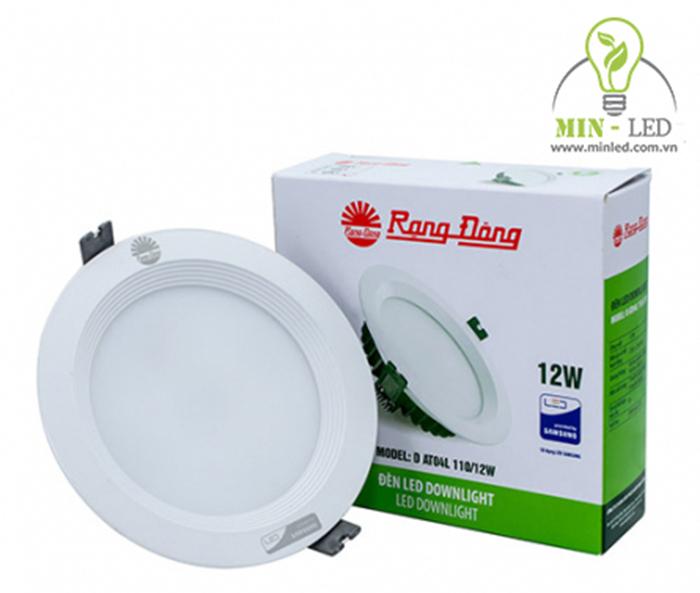 Đèn LED Âm trần Downlight at04L