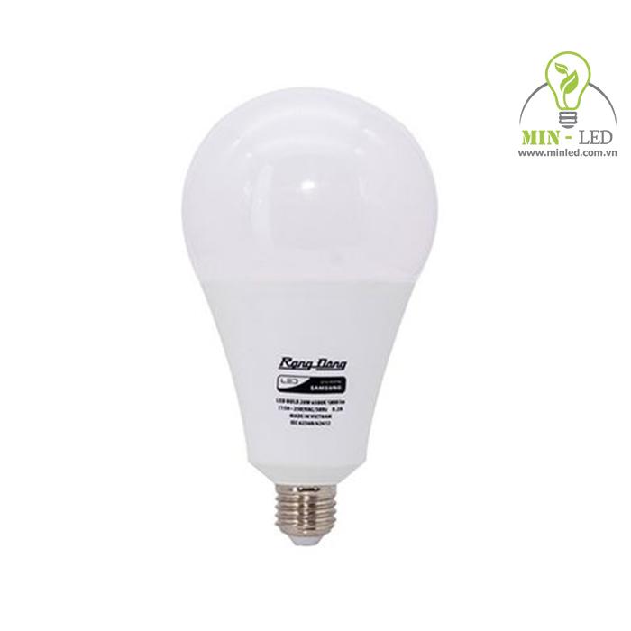 Bóng LED Rạng Đông ứng dụng thích hợp với nhiều không gian - 1