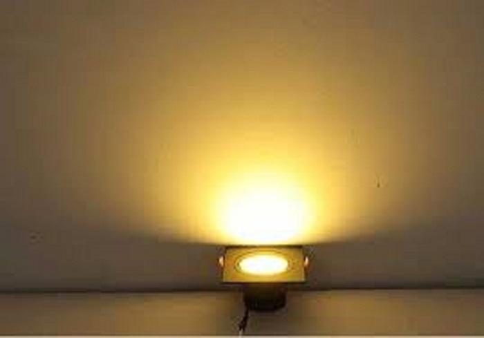 Đèn LED Downlight đổi màu 12W COB là sản phẩm có bộ nguồn rời