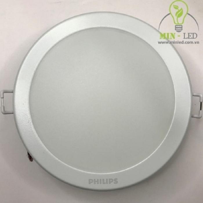 Đèn LED âm trần Philips DN027B G2 LED9 D125 10W chế độ chiếu sáng tốt - 1
