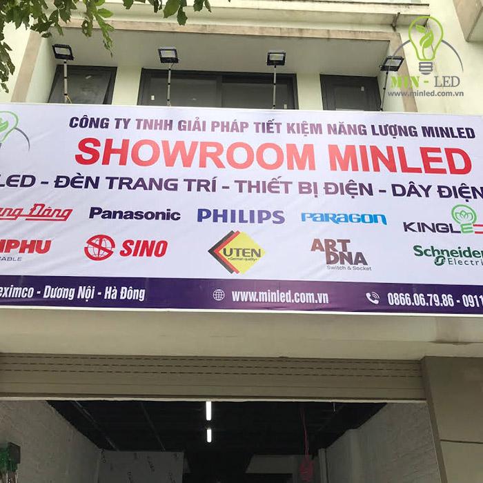 Minled địa chỉ cung cấp đèn LED Philips chính hãng