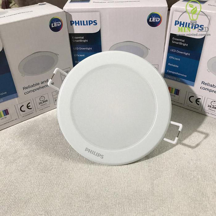 Dòng sản phẩm bóng đèn LED Philips 7w