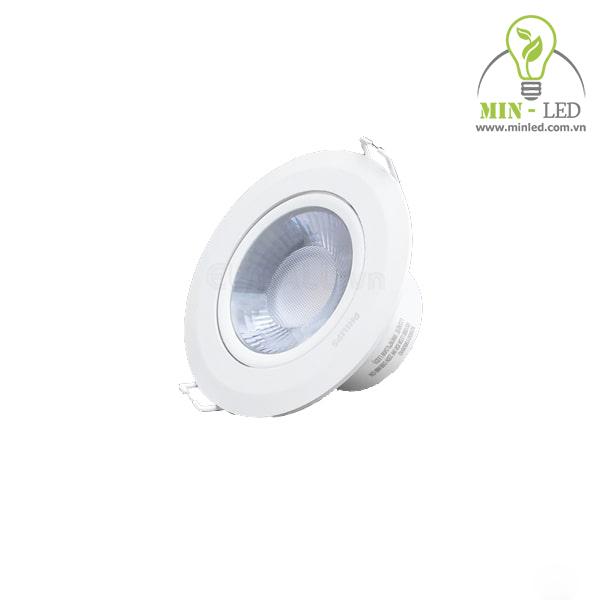 Đèn led spotlight RS100B 9W LED8 Philips ứng dụng cao trong nhiều không gian - 1