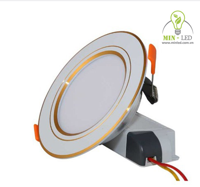Dòng đèn LED âm trần Rạng Đông 3 màu chế độ hiện đại, phù hợp với mọi không gian - 1